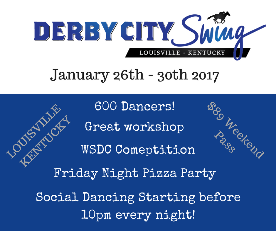 Derby City Swing 2017